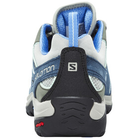 Salomon Ellipse 2 LTR - Chaussures Femme - gris/bleu